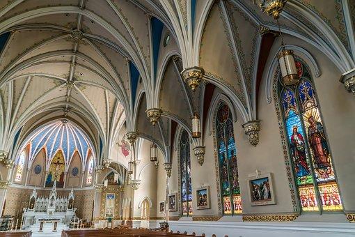 Church, Religion, St, Andrews, Landmark