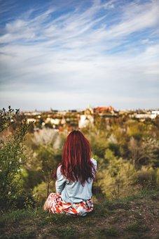 Sunset, City, Twilight, Tourism, Krakow