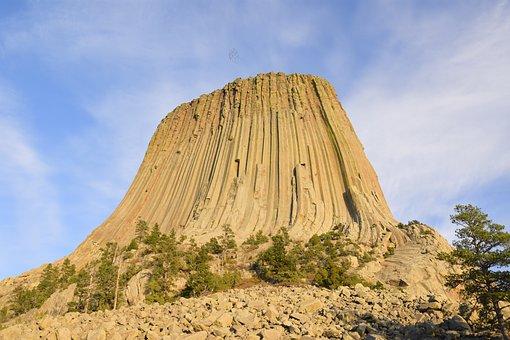 Rock, United States, National Park, Utah, Nature