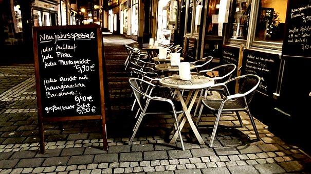 Eat, Drink, Cafe, Bar, Restaurant, Give A, Beer
