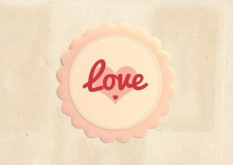 Love, I Love You, Post Card, Paper, Card, Greeting
