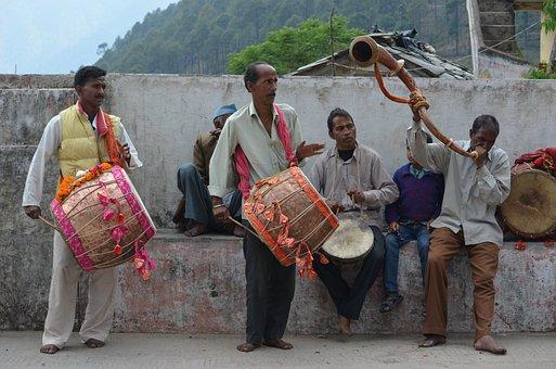 Drummers, Culture, Percussion, Celebration