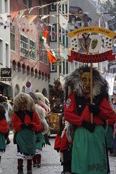 Historically, Figure, Fool, Haestraeger, Carnival