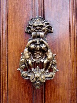 Door, Door Handle, Input, Metal, Old, Door Lock, Handle