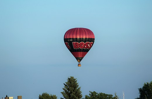 Hot Air Balloon, Hot Air Balloon Ride, Float, Hot Air