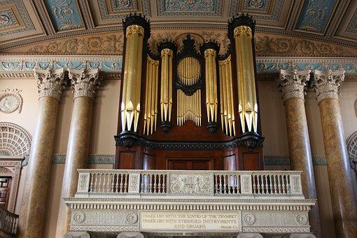 Organ, Pipe Organ, Church Organ, Greenwich