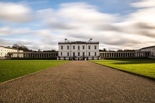 Queens House, Greenwich, London, House, England, Queen
