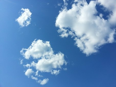 Sky, Cloud, No Limit, Unlimited, Purity, Vast, Infinite