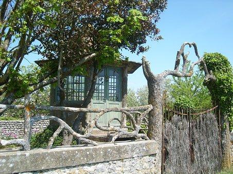 House, Nature, Tree, Wild Home, Green, Original House