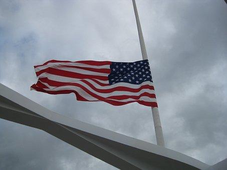 Flag, United States, Usa, Symbol, Patriotic, Icon