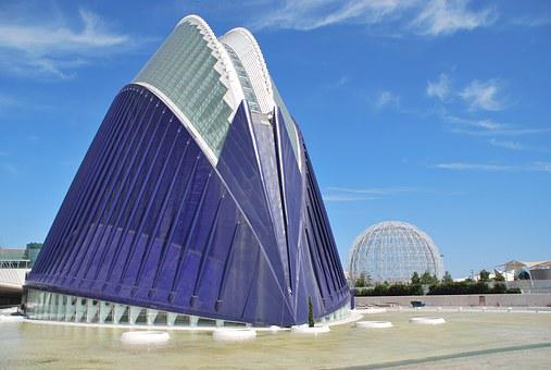 Museum Of Art And Science, Valencia, Spain