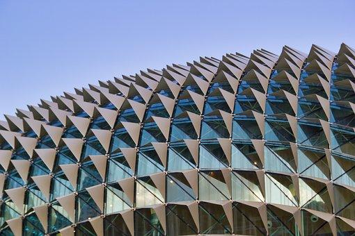 Singapore, Durio, Durian, Asia, Building, Architecture