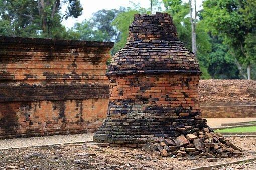 Buddha, Building, Architecture, Buddhism, Religion