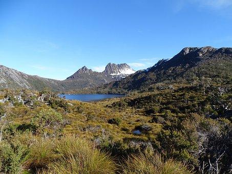 Cradle Mountain, Dove Lake, Tasmania, Wilderness