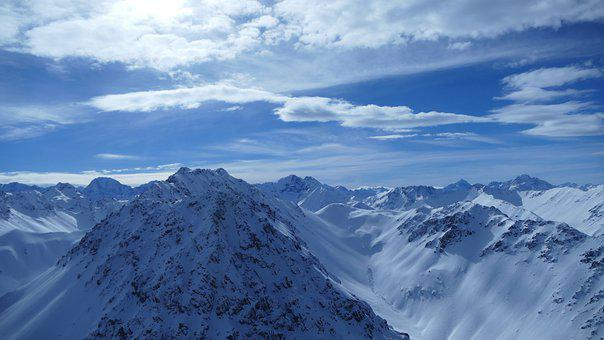 New Zealand, Mountains, Mountain, Landscape, Nature