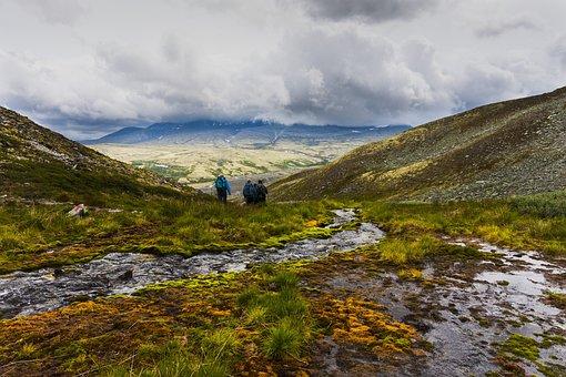 The Nature Of The, Landscape, Dørålglupen, Rondane