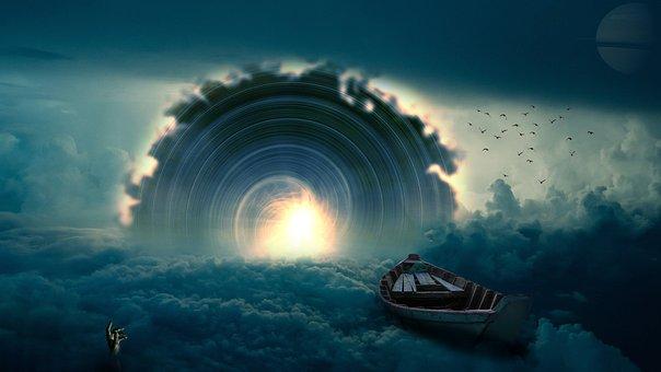 Boat, Shipwreck, Prieser, Benjamin, Niklas, Mysterious