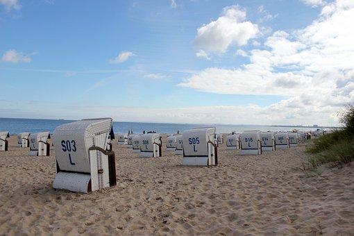 Summer, Sun, Baltic Sea, Emperor's Bath