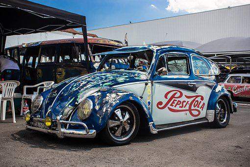 Fusca, Beetle, Vw, Old Car, Car, Old, Vehicle