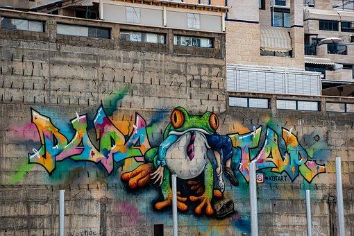 Graffiti, Wall, Urban, Painting, Creative, Creativity
