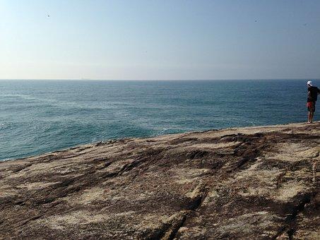 Beach, Mar, Sky, Ocean, Water, Holidays, Tropical