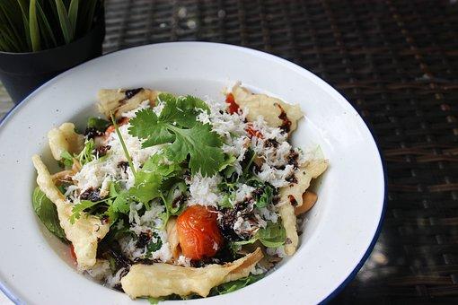 Black Pepper Crab Salad, Black Pepper, Crab Salad, Crab