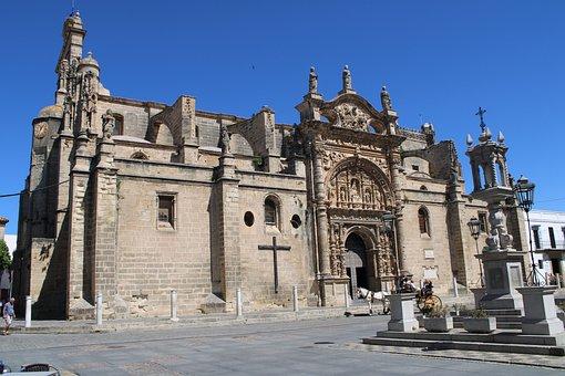 Priory, Basilica, Church, The Port Of Santa Maria