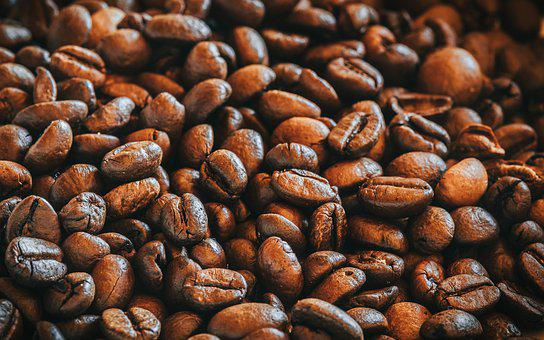 Coffee Beans, Coffee, Aroma, Roasted, Beans, Brown