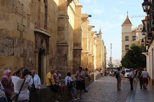 Cordoba, Spain, Andalusia, Islam, Mosque, Architecture