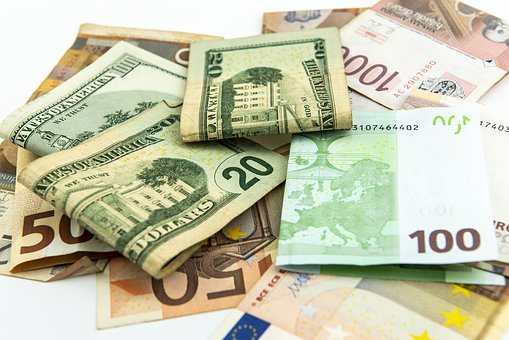 Money, Dollars, Us, Currency, Business, Wealth, Success