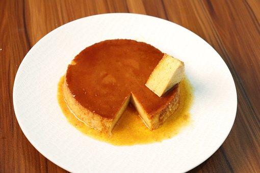 Pudding, Caramel Pudding, Food, Recipe, Dessert, Flan