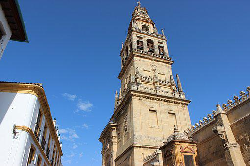 Cordoba, Spain, Andalusia, Moorish, Mosque, History