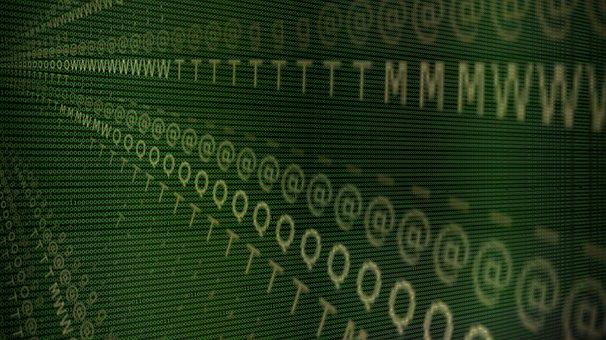 Internet, Matrix, Binary, Programming, Communication