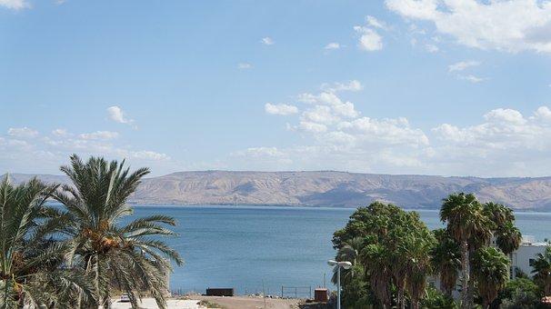 Israel, Galilee, Sea, Lake, Kinneret, Galileo