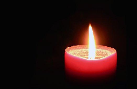 Candle, Glow, Dark, Lighting, Mood, Candles