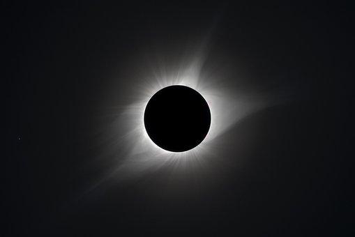 Eclipse, Solar, Sun, Moon, Astronomy, Astrology