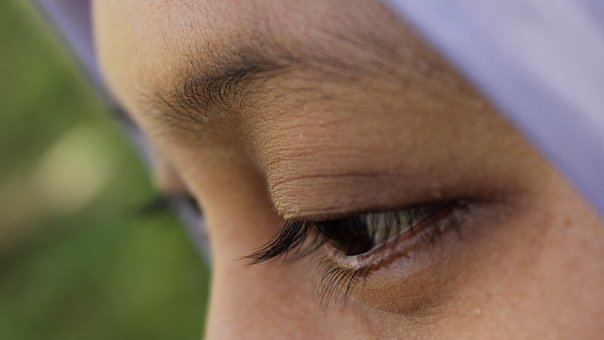 Eye, Portrait, Women, People, Model, Charm