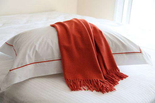 Scarf, Pashmina, The Bed, Sheet, Quality, The Bedroom
