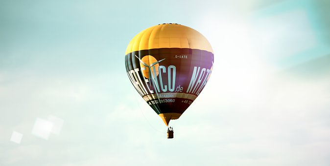Hot Air Balloon, Balloon, Sky, Flying, Ballooning