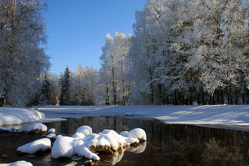 Russian Winter, Winter, Zimushka, Russia, Beauty, Snow