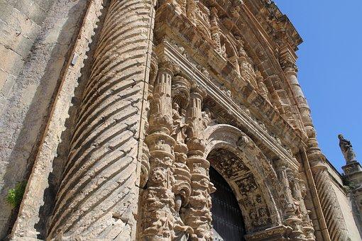 Basilica, The Port Of Santa Maria, Priory, Cadiz, Spain