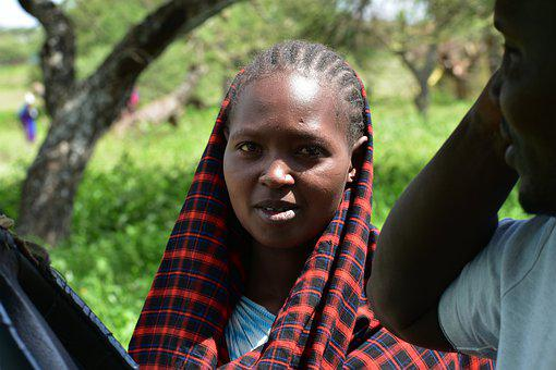 Tanzania, Masai, Africa, Traditions, People, Massai