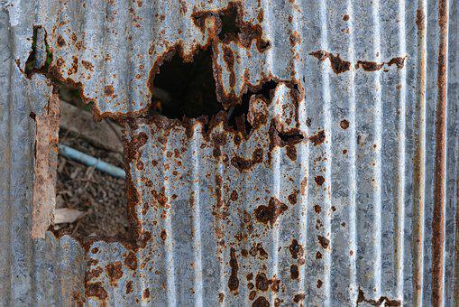 Decay, Texture, Rust, Background, Dirt, Cracks, Dirty