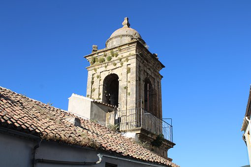 Bell Tower, Tower, Martos, Jaen, Andalusia, Spain