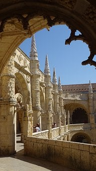 Stone, Historical, Monastery, Architecture, Old