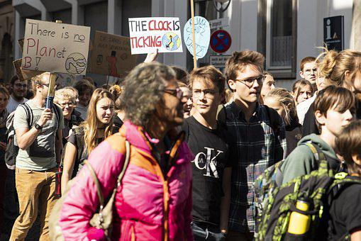 Climate Strike, Protest, Demonstration