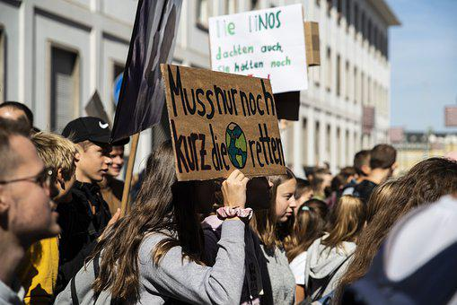 Climate Strike, Protests, Climate Change