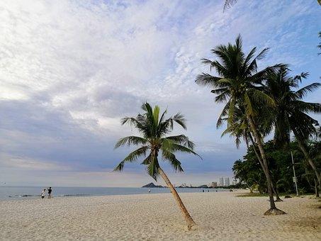 Hua Hin, Beach, Sea, Tour, Nature, Sea View, The Coast