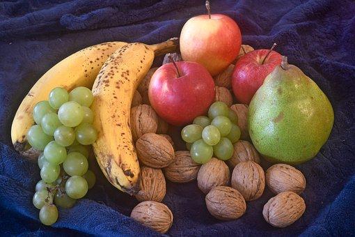Fruit, Food, Nature, Vegetarian, Colors, Macro, Mature