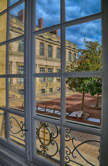 Castle, Manor, Old House, Architecture, Window, View